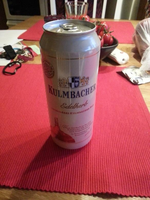 Kulmbacher Edelherb, från lucka 20